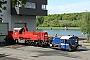 """Voith L04-10086 - DB Cargo """"261 035-0"""" 21.05.2021 - Kiel-Wik, NordhafenTomke Scheel"""