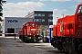 "Voith L04-10087 - DB Schenker ""261 036-8"" 25.05.2011 - Kiel-Wik, VTLTBerthold Hertzfeldt"