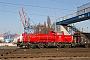 """Voith L04-10088 - DB Schenker """"261 037-6"""" 11.02.2013 - Hamburg-Waltershof, Bahnhofsteil MühlenwerderGunnar Meisner"""