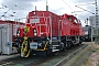 """Voith L04-10088 - DB Schenker """"261 037-6"""" 17.06.2011 - Maschen, RangierbahnhofMarco Jung"""