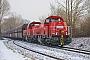 """Voith L04-10088 - DB Schenker """"261 037-6"""" 28.01.2012 - Kiel-WellingdorfJens Vollertsen"""