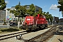 "Voith L04-10088 - DB Schenker ""261 037-6"" 27.09.2015 - Kiel, BollhörnkaiNahne Johannsen"