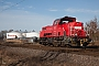 """Voith L04-10089 - DB Schenker """"261 038-4"""" 08.02.2015 - Hamburg-WilhelmsburgMalte Werning"""