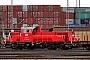 "Voith L04-10089 - DB Schenker ""261 038-4"" 04.12.2012 - Hamburg-WaltershofPatrick Bock"
