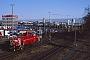 """Voith L04-10089 - DB Schenker """"261 038-4"""" 30.11.2012 - Hamburg-Waltershof, Bahnhofsteil MühlenwerderBernd Spille"""