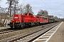 "Voith L04-10089 - DB Schenker ""261 038-4"" 19.02.2013 - Kiel-MeimersdorfBerthold Hertzfeldt"