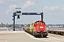"""Voith L04-10089 - DB Schenker """"261 038-4"""" 04.08.2013 - Kiel, OstuferhafenTomke Scheel"""