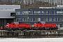 """Voith L04-10089 - DB Schenker """"261 038-4"""" 09.02.2014 - Kiel-Wik, NordhafenTomke Scheel"""
