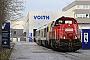"Voith L04-10089 - DB Schenker ""261 038-4"" 26.02.2014 - Kiel-WikBerthold Hertzfeldt"