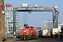 "Voith L04-10089 - DB Cargo ""261 038-4"" 10.02.2018 - KielTomke Scheel"