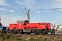 """Voith L04-10089 - DB Schenker """"261 038-4"""" 01.10.2012 - Hamburg-WilhemsburgEdgar Albers"""