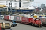 """Voith L04-10089 - DB Cargo """"261 038-4"""" 08.03.2020 - Kiel, NorwegenkaiTomke Scheel"""