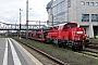 """Voith L04-10090 - DB Schenker """"261 039-2"""" 30.04.2014 - Darmstadt, HauptbahnhofLeon Schrijvers"""