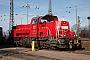 "Voith L04-10091 - DB Cargo ""261 040-0"" 08.02.2015 - Hamburg-Veddel, Bahnhof SüdMalte Werning"
