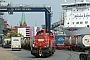 """Voith L04-10091 - DB Schenker """"261 040-0"""" 14.08.2015 - Kiel, HafenTomke Scheel"""