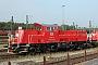 """Voith L04-10091 - DB Cargo """"261 040-0"""" 03.09.2011 - Seevetal-Maschen, RangierbahnhofAndreas Kriegisch"""
