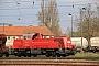 """Voith L04-10092 - DB Cargo """"261 041-8"""" 06.04.2016 - Magdeburg-EichenweilerMarvin Fries"""