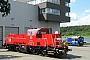 """Voith L04-10093 - DB Schenker """"261 042-6"""" 10.07.2011 - Kiel-Wik, NordhafenTomke Scheel"""