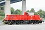 """Voith L04-10094 - DB Schenker """"261 043-4"""" 25.07.2011 - Kiel-Wik, NordhafenTomke Scheel"""