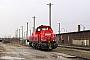 """Voith L04-10097 - DB Schenker """"261 046-7"""" 22.01.2012 - Erfurt, GüterbahnhofFrank Thomas"""