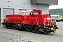 """Voith L04-10097 - DB Schenker """"261 046-7"""" 06.08.2011 - Kiel-Wik, NordhafenTomke Scheel"""