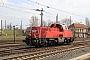 """Voith L04-10097 - DB Cargo """"261 046-7"""" 06.04.2016 - Magdeburg-EichenweilerMarvin Fries"""