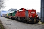 "Voith L04-10097 - DB Cargo ""261 046-7"" 25.01.2019 - Kiel-Wik, VoithJens Vollertsen"