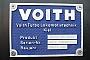 """Voith L04-10098 - DB Schenker """"261 047-5"""" 02.09.2011 - Halle (Saale)Andreas Kloß"""