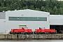 """Voith L04-10098 - DB Schenker """"261 047-5"""" 03.08.2013 - Kiel-Wik, NordhafenTomke Scheel"""