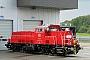 """Voith L04-10099 - DB Schenker """"261 048-3"""" 28.08.2011 - Kiel-Wik, NordhafenTomke Scheel"""