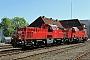 """Voith L04-10099 - DB Schenker """"261 048-3"""" 02.08.2013 - Kiel-Wik, NordhafenTomke Scheel"""