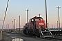 """Voith L04-10099 - DB Schenker """"261 048-3"""" 19.12.2015 - Erfurt, GüterbahnhofFrank Thomas"""