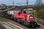 "Voith L04-10100 - DB Cargo ""261 049-1"" 22.04.2018 - KielTomke. Scheel"