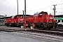 """Voith L04-10104 - DB Schenker """"261 053-3"""" 14.09.2013 - Montabaur, BahnhofMalte Werning"""