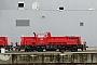 """Voith L04-10104 - DB Schenker """"261 053-3"""" 15.02.2014 - Kiel-Wik, NordhafenTomke Scheel"""