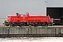 """Voith L04-10105 - DB Schenker """"261 054-1"""" 14.10.2011 - Kiel-Wik, NordhafenTomke Scheel"""
