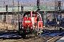 """Voith L04-10105 - DB Cargo """"261 054-1"""" 30.12.2016 - Aschaffenburg, HauptbahnhofRalf Lauer"""