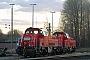 """Voith L04-10106 - DB Schenker """"261 055-8"""" 31.03.2012 - KielTomke Scheel"""