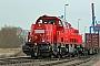 """Voith L04-10106 - DB Schenker """"261 055-8"""" 18.02.2014 - Hamburg-AltenwerderEdgar Albers"""