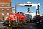 "Voith L04-10106 - DB Cargo ""261 055-8"" 27.11.2016 - KielTomke Scheel"