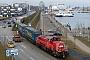 "Voith L04-10106 - DB Cargo ""261 055-8"" 11.03.2018 - KielTomke Scheel"