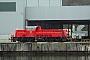 """Voith L04-10110 - DB Schenker """"261 059-0"""" 19.11.2011 - Kiel-Wik, NordhafenTomke Scheel"""
