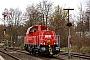 """Voith L04-10110 - DB Schenker """"261 059-0"""" 16.11.2011 - Kiel-SuchsdorfBerthold Hertzfeldt"""