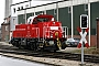 "Voith L04-10111 - DB Schenker ""261 060-8"" 02.12.2011 - Kiel-WikBerthold Hertzfeldt"