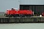 """Voith L04-10115 - DB Schenker """"261 064-0"""" 07.01.2012 - Kiel-Wik, NordhafenTomke Scheel"""