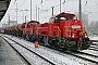 """Voith L04-10115 - DB Cargo """"261 064-0"""" 24.01.2017 - WeimarTobias Schubbert"""