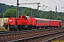 "Voith L04-10116 - DB Schenker ""261 065-7"" 31.05.2012 - Eisenach
