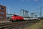 """Voith L04-10118 - DB Schenker """"261 067-3"""" 20.04.2013 - Hamburg-WaltershofAndreas Staal"""