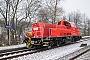 """Voith L04-10118 - DB Schenker """"261 067-3"""" 27.01.2012 - Kiel-FlintbekJens Vollertsen"""