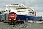 """Voith L04-10118 - DB Schenker """"261 067-3"""" 01.03.2015 - Kiel, HafenTomke Scheel"""